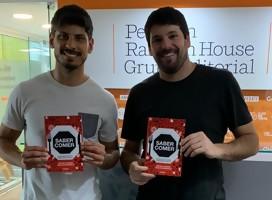 Entrevista a Miguel Kazarez coautor de Saber comer junto a Nicolas Kronfeld