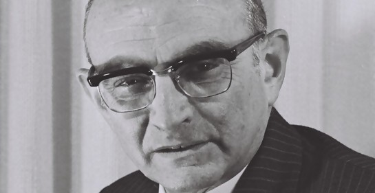 Histórico: entrevista de José Jerozolimski al fiscal en el juicio a Eichmann