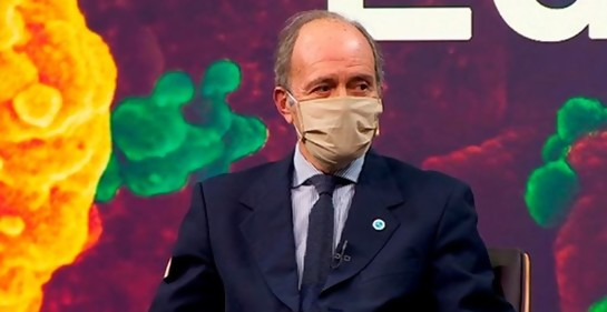 Uruguay, la vacuna y el deterioro en pandemia, con el Profesor Dr. Eduardo Savio
