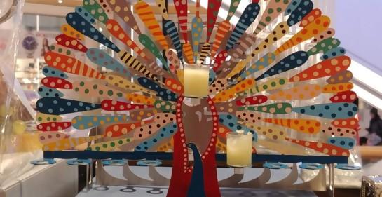 Disfrutemos el color de Janucá en Jerusalem, ya antes de prender la primera vela