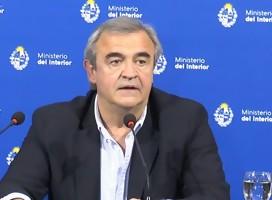 Recibimos del Ministro del Interior Dr. Jorge Larrañaga