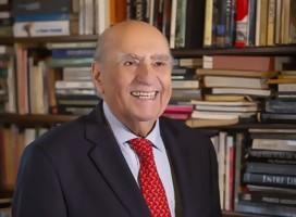 El ex Presidente Sanguinetti saluda a Semanario Hebreo en su aniversario