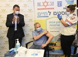 Israel avanza a pasos agigantados en la vacunación y entró en su tercer cierre