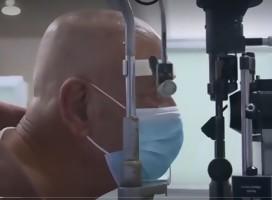 Córnea artificial devuelve a la vista a ciudadano árabe israelí