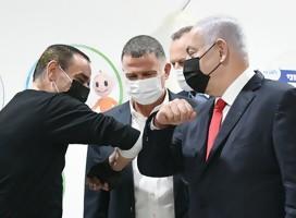 Israel ya vacunó a más del 10% de la población