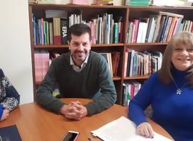 Acuerdo entre la Intendencia de Montevideo y el Centro Recordatorio del Holocausto