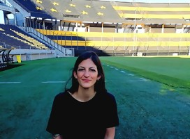 Yael Erlich, haciendo historia en Peñarol