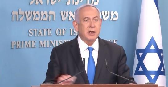 Netanyahu: hasta fin de marzo  habremos vacunado a toda la población