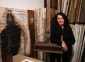 Mientras preparo las paletas vienen las ideas dice Analia Sandleris