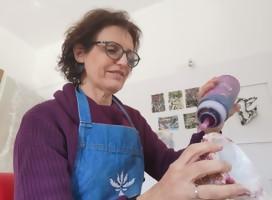 Exposición en Israel, irradia nostalgia de un hogar en Uruguay