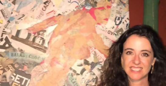 Flavia Erenberg nos muestra su obra