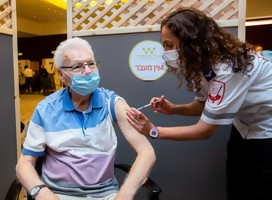 El liderazgo mundial israelí en vacunación contra Coronavirus