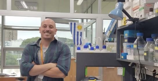 Gonzalo Moratorio, del Institut Pasteur de Montevideo y la UdelaR, a la prestigiosa revista científica Nature