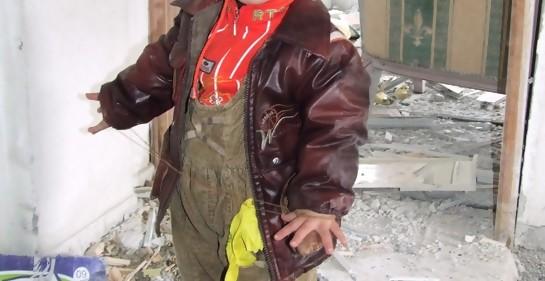 Los ignorados niños soldado de la causa palestina