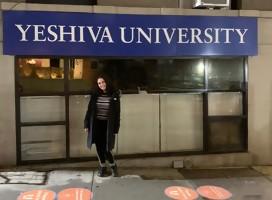 La experiencia de Nicole Malamed de Yavne en la Yeshiva University