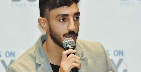 Ali Adi, árabe musulmán, orgulloso ciudadano israelí