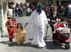 ¿Por qué  nos disfrazamos en Purim?