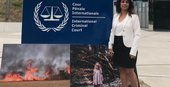 Esta abogada tiene las pruebas sobre la tendenciosidad anti israelí del Tribunal Penal Internacional