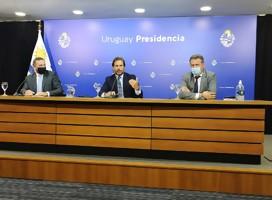 Uruguay comienza a vacunar contra el Coronavirus