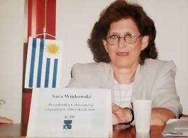 Historias comunitarias judeo-uruguayas: Sara (Chuchi) Winkowski