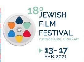 Festival Internacional de Cine Judío del Uruguay (FICJU) del 13 al 17 DE FEBRERO de 2021