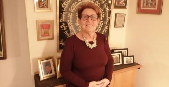 Vidas uruguayas en Israel: Taube Stolovas de Jamitovsky