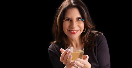 Con la neurocientista uruguaya-israelí Dra. Silvia Kopelman Mandel