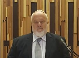 Discurso del Presidente de la NCI, Ianai Silberstein en Acto por la Convivencia