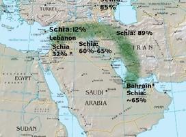 La media luna chiíta: el arco de crisis de Oriente Medio