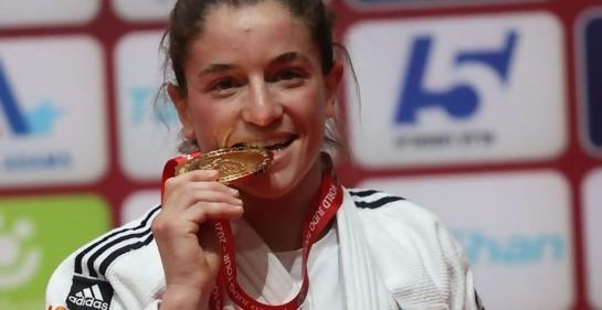 Timna Nelson-Levy, la flamante medalla de oro del Judo israelí