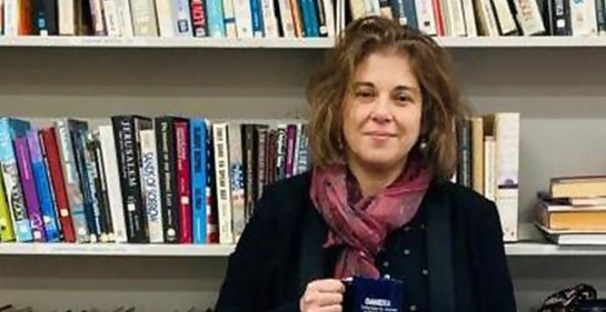 Masha Gabriel, luchando contra la desinformación y por la verdad