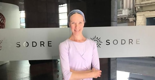 Miriam Kescherman, bailarina y maestra de danza uruguaya-israelí
