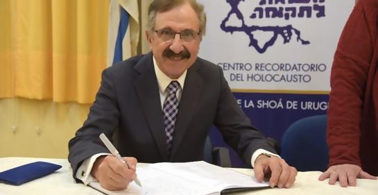 Historias comunitarias judeo uruguayas: Rafael Hodara