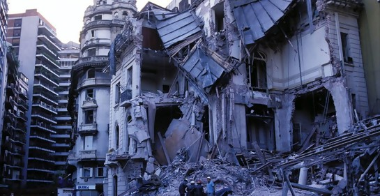 Presentes, a los 29 años del atentado terrorista contra la Embajada de Israel en Argentina