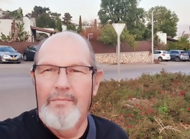 En memoria de Alejandro Hofman que murió en el accidente de los helicópteros de la Fuerza Aérea israelí