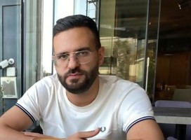 El especial agradecimiento y homenaje del médico árabe israelí Dr. Ahmed Mahajne