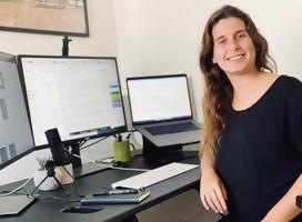 Vidas Uruguayas en Israel: Gal Brenner
