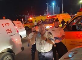 Escucha el testimonio del uruguayo israelí voluntario de ambulancia que participó en el rescate en la tragedia del monte Meron