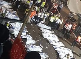 Tragedia de Lag Baomer termina con 44 muertos en el Monte Meron