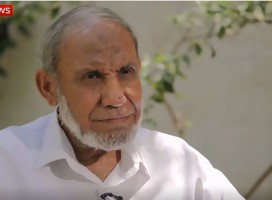 ¿Por qué no me sorprendí con la entrevista de Sky News a un jefe de Hamas en Gaza?