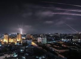 La verdad, entre las imágenes de Al Aksa y los cohetes de Hamas a Jerusalem