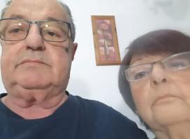 El testimonio del matrimonio uruguayo-israelí  Calp desde Ashkelon