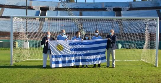 La sorpresa que emocionó a la delegación israelí: la visita al estadio Centenario