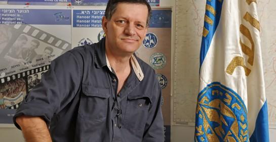 Vidas  Uruguayas en Israel: Sergio Edelstein