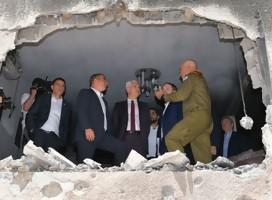 Cúpula de Hierro diplomática para apoyar a Israel