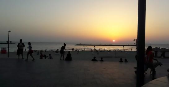 Campaña turística de Tel Aviv