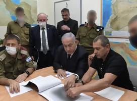 Israel aprobó un alto el fuego con Hamas