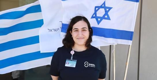 El emocionado resumen de la enfermera Moria Suliman tras su visita a Uruguay
