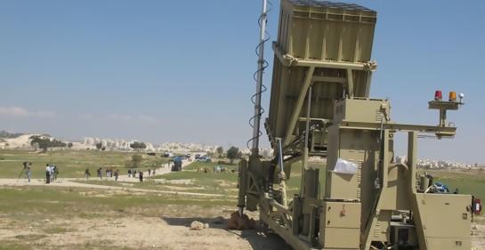 La Cúpula de Hierro, clave en la defensa de Israel