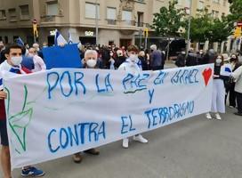 Concentración en Barcelona el 23 de mayo pro Israel